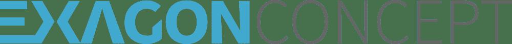 exagon concept logo
