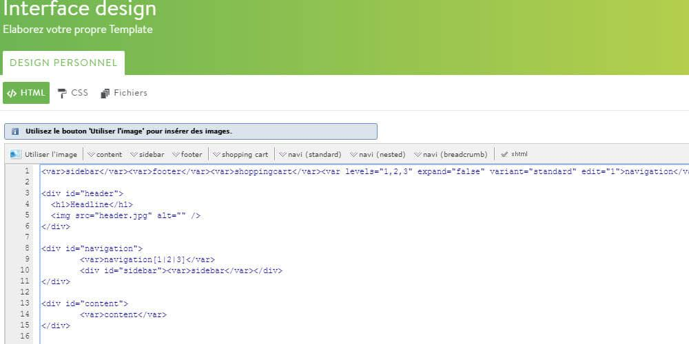 template-html-css