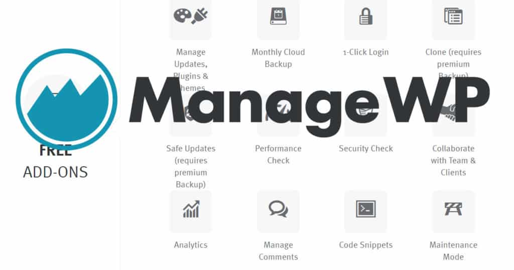 Manage WP : gratuit