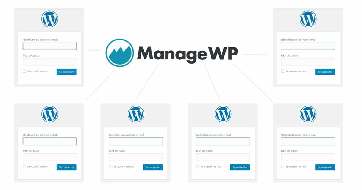 MANAGEWP outils