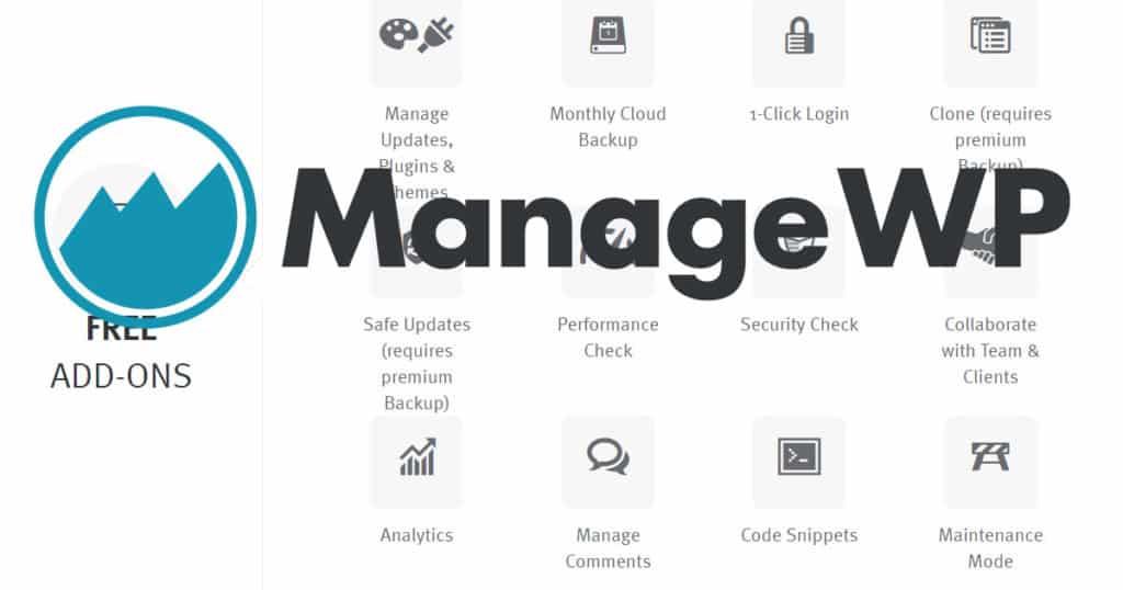 avantage manageWP