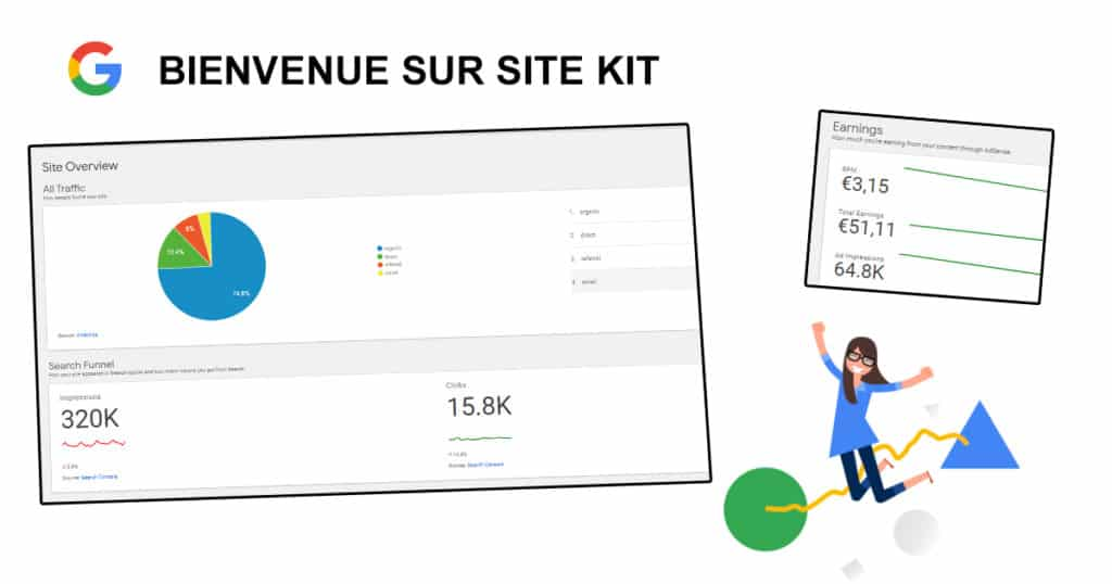 site kit pour wordpress